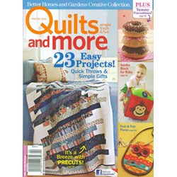 Quilts & More Winter 2010