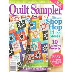 Quilt Sampler Spring/Summer 2013