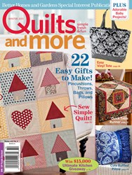 Quilts & More Winter 2011