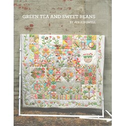 Green Tea & Sweet Beans Book by Jen Kingwell