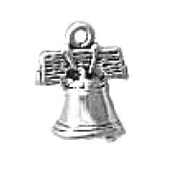 Liberty Bell Charm