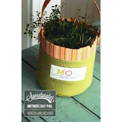 Mothers Day Pail Pattern by Sweetwater