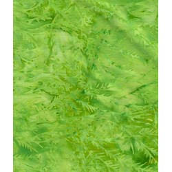 Island Batik Melon Blossom - Seaweed- Shades of Lime - #111609085