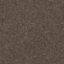 """Espresso"" Essex Yarn Dyed Linen Blend by Robert Kaufman"