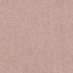 "24"" Remnant - ""Mocha"" Essex Yarn Dyed Linen Blend by Robert Kaufman"