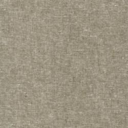 "End of Bolt - 43"" - ""Olive"" Essex  Yarn Dyed Linen Blend by Robert Kaufman"