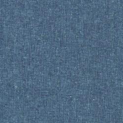 """""""Peacock"""" Essex Yarn Dyed Linen Blend by Robert Kaufman"""