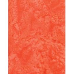 Anthology Chromatic Solid Batik - Redish Orange