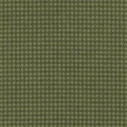 "11"" Remnant -  Green Houndstooth - Woolies Cotton Flannel"