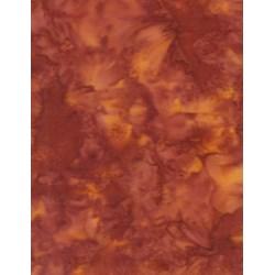Anthology Chromatic Solid Batik - Brushed Rust