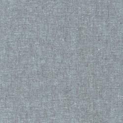"""""""Shale"""" Essex Yarn Dyed Linen Blend by Robert Kaufman"""