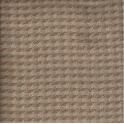 Need'l Love Wools - Neutral Houndstooth - by Renee Nanneman for Andover Fabrics