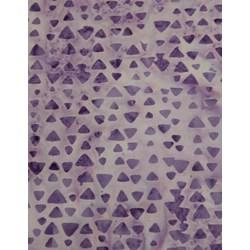 Anthology Hand Made Batik - Lavender Print