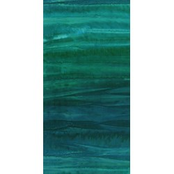 Anthology Hand Painted Collection Hand Made Batik -Green