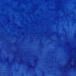 "End of Bolt - 31"" - Anthology Chromatic Solid Batik - Deep Ocean Blue"