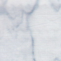 "End of Bolt - 52"" Remnant -  #1549 Anthology Chromatic Solid Batik - Cloudy Blue"