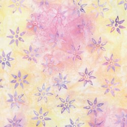 Anthology Hand Made Batik - Pastel Foral