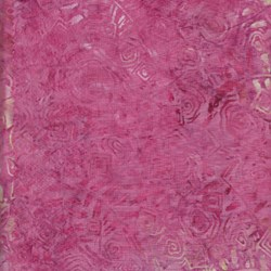 Anthology Hand Made Batik - Pink Print