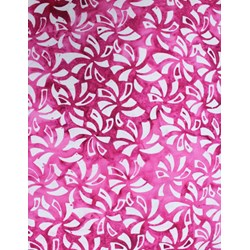 Anthology Hand Made Batik -Pink Print