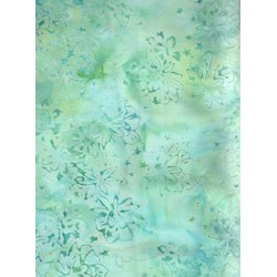 Anthology Batiks -Misty Green