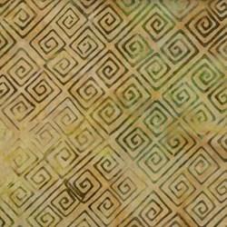 """15"""" Remnant -  - Tonga Batiks -Sand"""