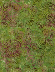 Tonga Batiks Vine #B6194-Lush Collection