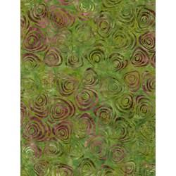 Tonga Batiks Vine #B6194-Lush Collection