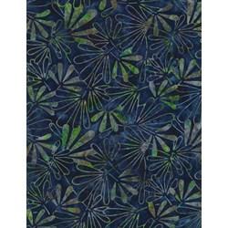 Tonga Batiks -Royal #B6202 -Lush Collection