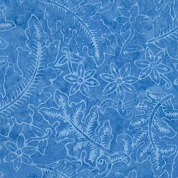 Tonga Blue Hawaii by Timeless Treasures