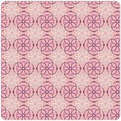 "END OF BOLT- 90"" - -Bazaar Style Rose Mosaic"