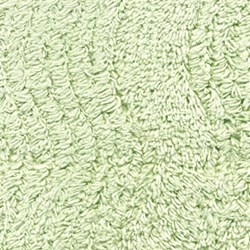 "End of Bolt - 39"" x 60"" - Soft Green Chenille Fabric by Benartex"