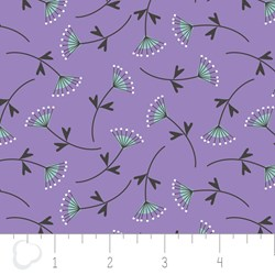 Make a Wish Mimosa-  Double Gauze Fabric