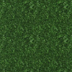 "End of Bolt - 56"" - Danscapes - Green Leaves - by Dan Morris for RJR Fabrics"