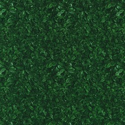 "End of Bolt - 74"" - Danscapes - Small Green Leaves - by Dan Morris for RJR Fabrics"