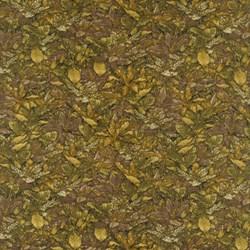 Danscapes - Foliage Brown - by Dan Morris for RJR Fabrics