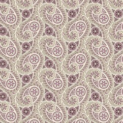 "33"" Remnant - Mauve Texture Print - Dowager Countess - Downton Abbey Collection by Andover Fabrics"
