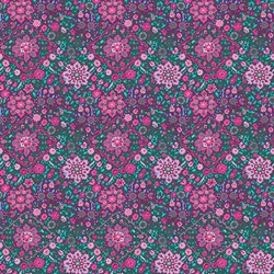 Soul Mate - Kaliedescope - Violet - by Amy Butler for Free Spirit Fabrics