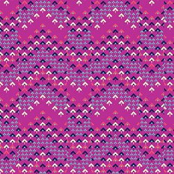 "End of Bolt - 85"" - Soul Mate - Prismatic - Raspberry - by Amy Butler for Free Spirit Fabrics"