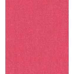 Hot Pink Linen Cotton Fabric by Free Spirit Fabrics
