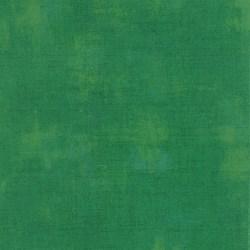"End of Bolt - 79"" - Grunge Basics - Kelly Green - by Basic Grey for MODA"