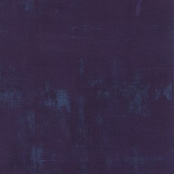 "End of bolt - 61"" - Grunge Basics - Eggplant - by Basic Grey for MODA"