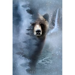 Call of The Wild - Bear/Storm # R4594-147