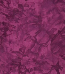 "End of Bolt - 75"" - Island Batik - Plum - Chromatic"