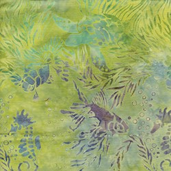 "26"" Remnant Island Batik Seashore -Soft Underwater #111623103"
