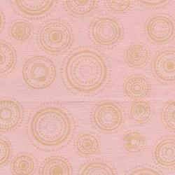 Island Batik Pink Swirls