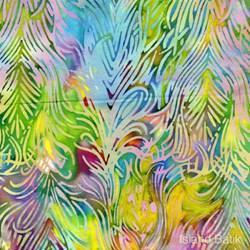 Island Batik Bright -Sweetness