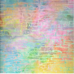Island Batik - Rainbow Brick #KT02-B1