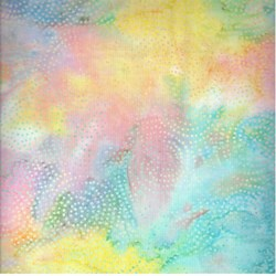 Island Batik - Rainbow Marble