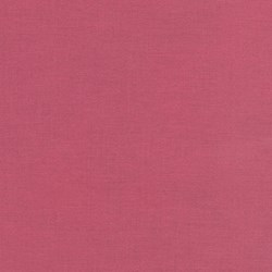 "End of Bolt - 77"" - Robert Kaufman Kona K001 - 1099 Deep Rose"