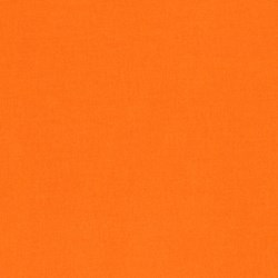 "12"" Remnant - Robert Kaufman Kona K001 - 1265 Orange"